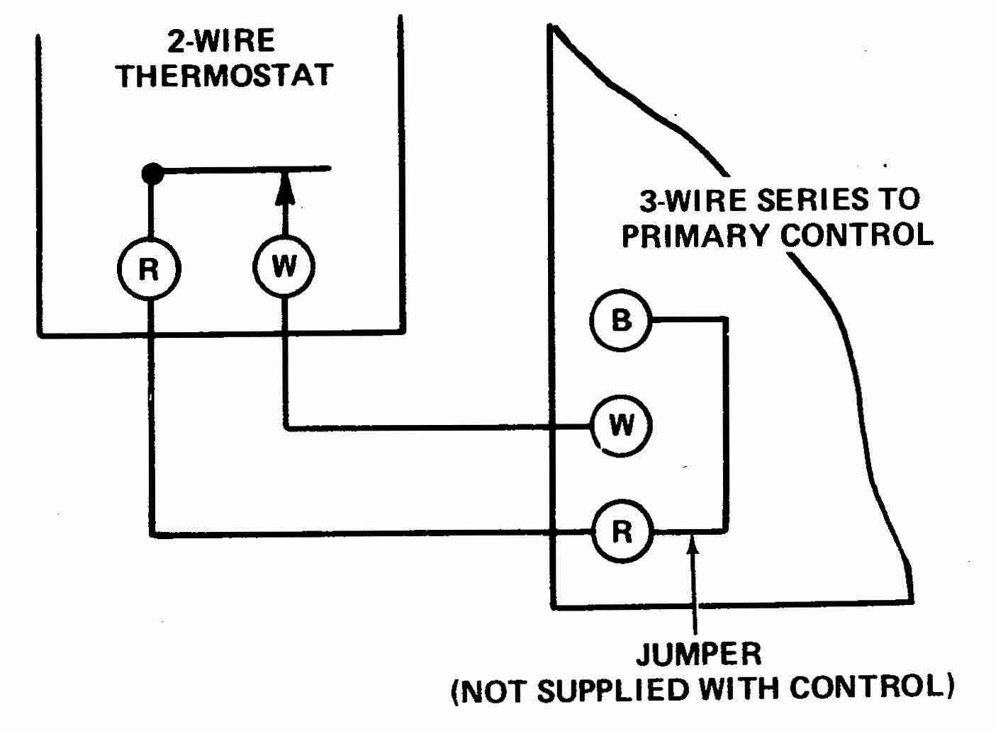 Wiring Diagram For Rogers White Rodgers Thermostat