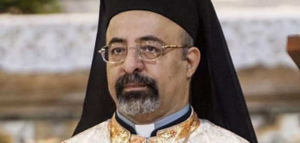 غبطة البطريرك الأنبا إبراهيم إسحق  يهنئ السيد الرئيس عبد الفتاح السيسي لإنتخابة لفترة رئاسية ثانية