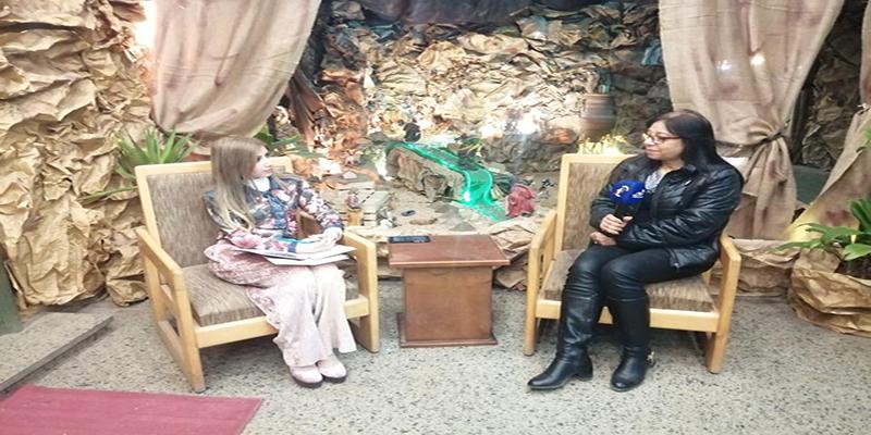 دار سيدة السلام التابع لبطريركية الأقباط الكاثوليك في القاهرة يخدم ذوي الاحتياجات الخاصة.