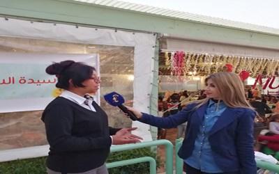 دار سيدة السلام التابع لبطريركية الأقباط الكاثوليك معرض عيد الام 8 مارس ٢٠١٩
