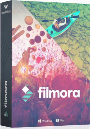 Wondershare Filmora 8.2.3.1 + Complete Effect Packs
