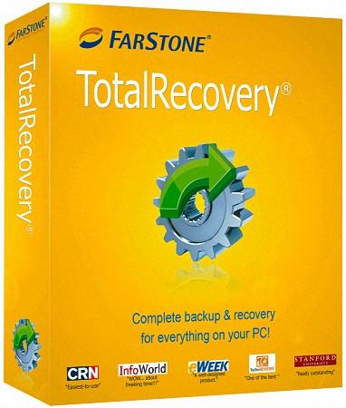FarStone TotalRecovery Pro 11.0.3 Build 20161111