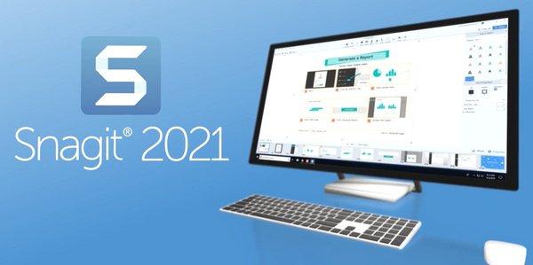 TechSmith SnagIt 2021.2.0 Build 7921