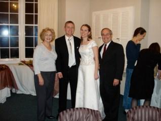 Jillian, Dustin, Susan, and David