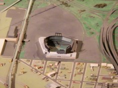 Citi Field, Queens, home of the New York Mets and the most recent addition to the Panorama.