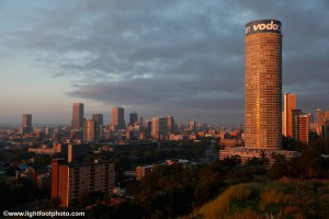 Just over two decades ago this neighborhood was one of the most affluent areas in Gauteng.