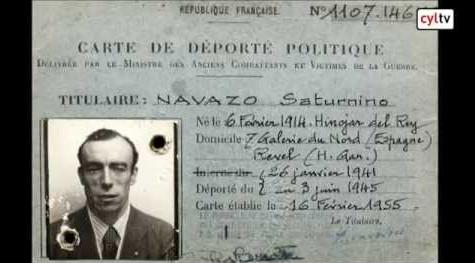 5 mai 1945: Saturnino Navazo, de la Guerre d'Espagne à la libération du camp de Mauthausen