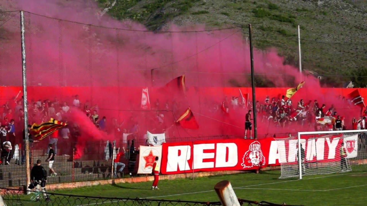 Le Velez Mostar et la Red Army: 40 ans de fidélité