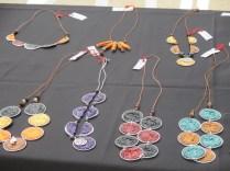 mostra d'artesania collarets març 2014