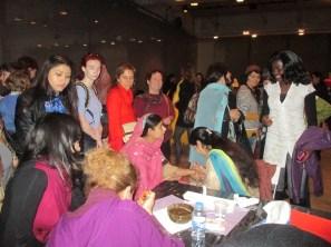 Festa Intercultural de la Dona abril 2014