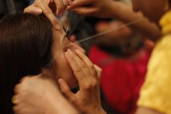 Festa Intercultural de la Dona depilació abril 2014
