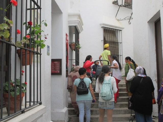 Visita Poble Espanyol juny 2014 2