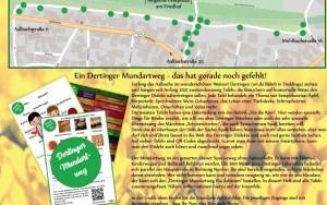 → Flyer zum Dertinger Mundartweg (pdf)