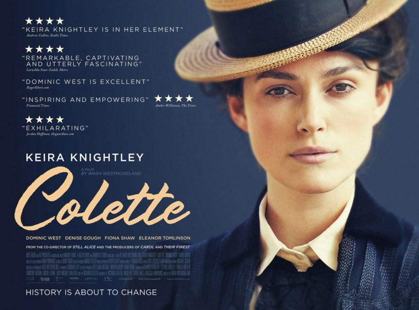 COLETTE : Kusurlu Bir Dönem Filmi