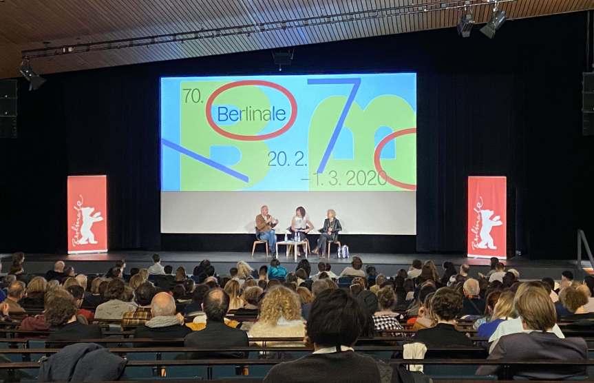 Berlinale 2020 Söyleşileri: Claire DENIS ve Olivier ASSAYAS'dan Sektörel Tavsiyeler
