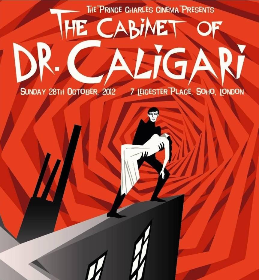 Baskı Rejimine Yanıt Olarak Ekspresyonizm: DAS CABINET DES DR. CALIGARI