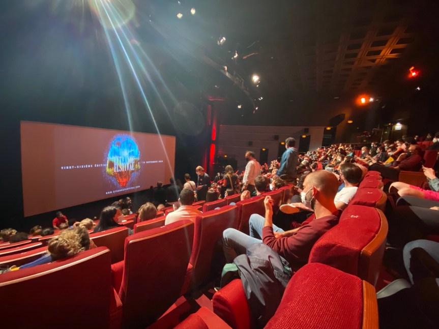 26. L'ETRANGE FESTIVAL Paris'te Tüm Hızıyla Başladı!