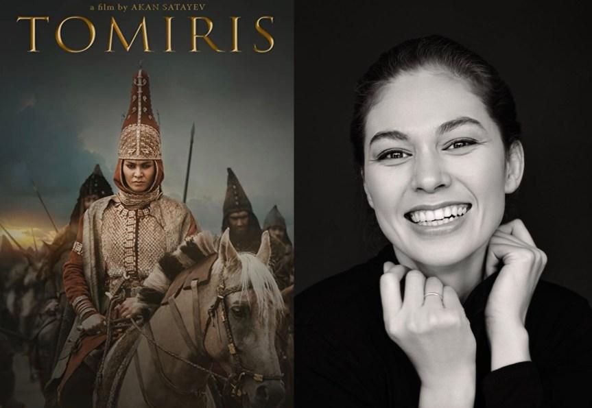 ALMIRA TURSYN: Ben Tomiris'i oynamadım, onun hayatını kadrajda yaşadım