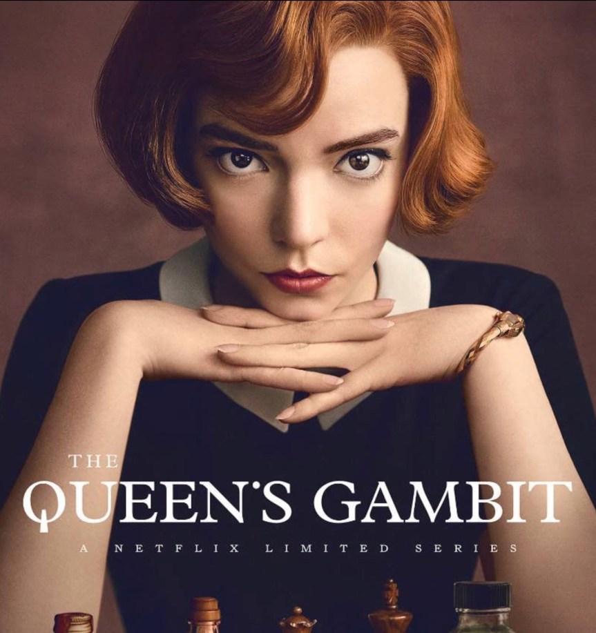THE QUEEN'S GAMBIT: Satranç Aşkına!