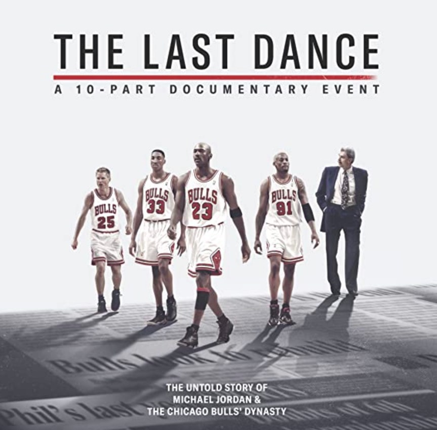 THE LAST DANCE ve Basketbolun En Ünlü Takımı: Chicago Bulls