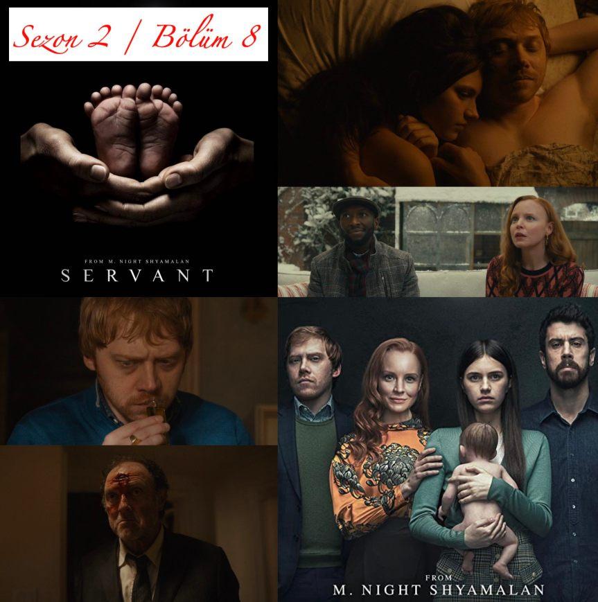 SERVANT (Sezon 2, Bölüm 8: LOVESHACK) – Olanaksız Ölüm