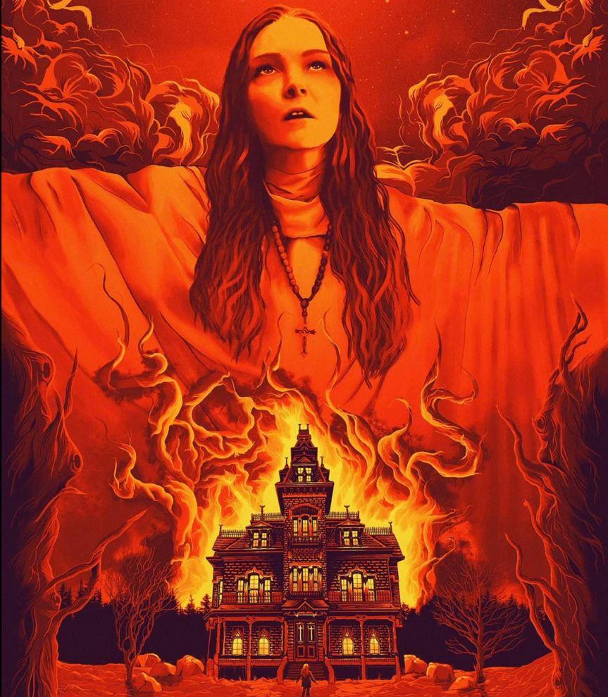SAINT MAUD: Ateşten Kanatlar Giyen Bir Azize Cadı