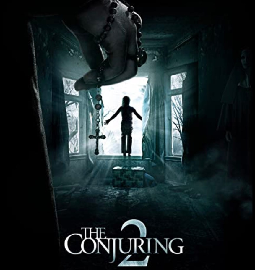THE CONJURING 2: Poltergeist, The Crooked Man & Valak