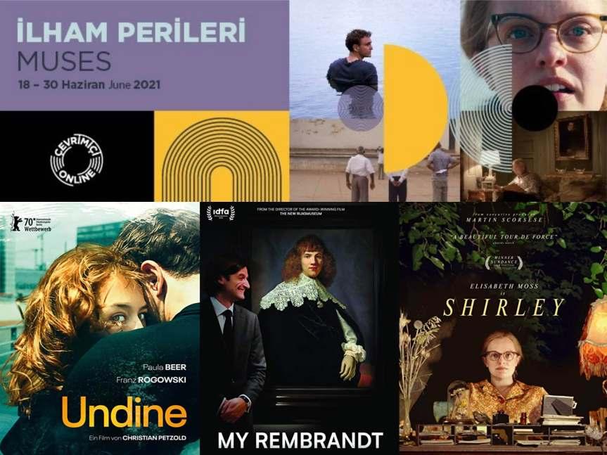 İstanbul Modern'de Çevrimiçi Film Keyfi! (18-30 Haziran 2021)
