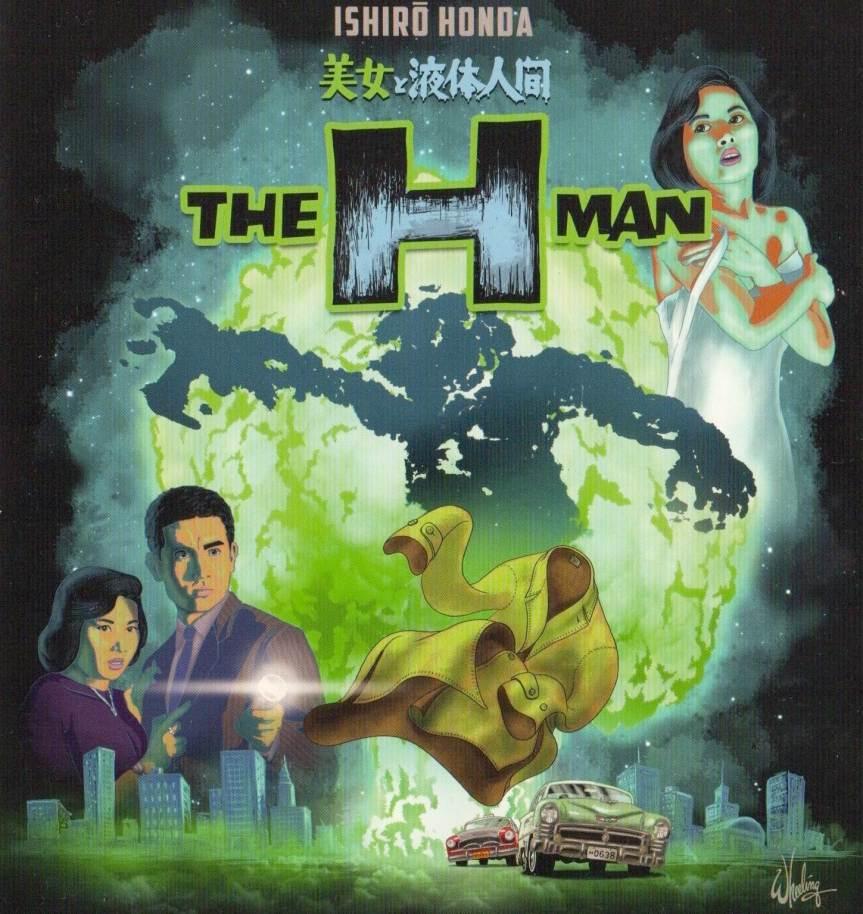 THE H-MAN, Radyasyon ve Hiç Dinmeyen Nükleer Tehdit