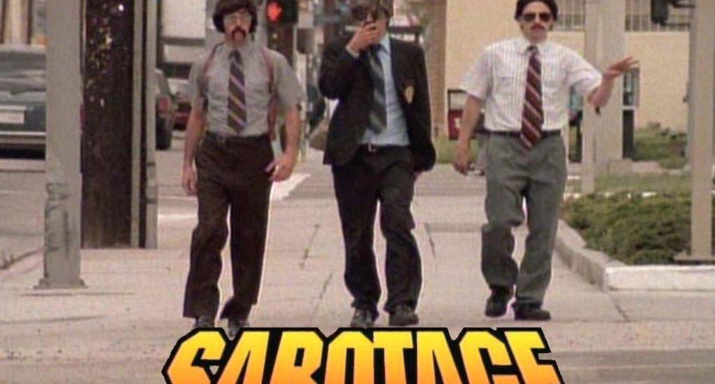 dialna sabotage