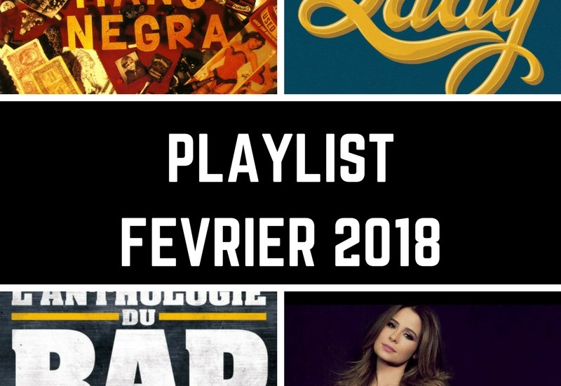 dialna- playlist fevrier