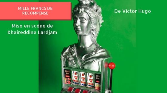 dialna - mille francs de récompense