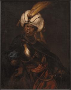 dialna - Noir entre peinture et histoire