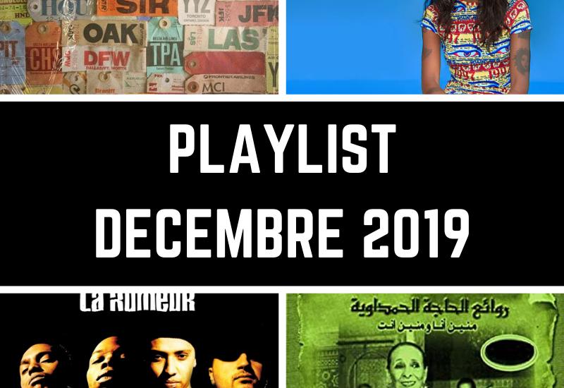 Dialna Playlist décembre