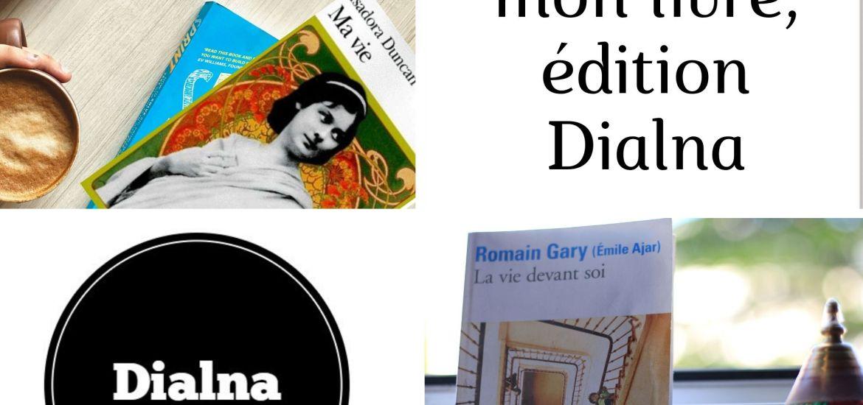 Dialna - Jamais sans mon livre épisode 44