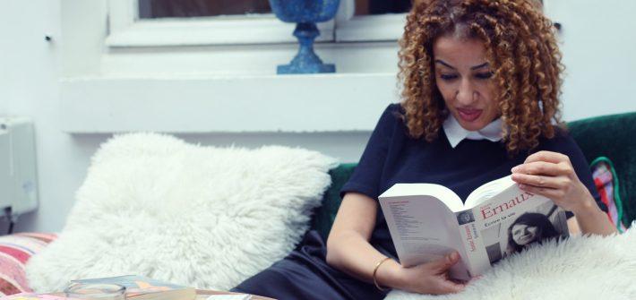 Dialna - Jamais sans mon livre #49, avec Fatima Aït Bounoua