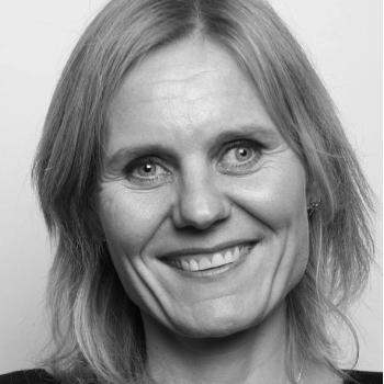 Helje Solberg, nyhetsdirektør i NRK