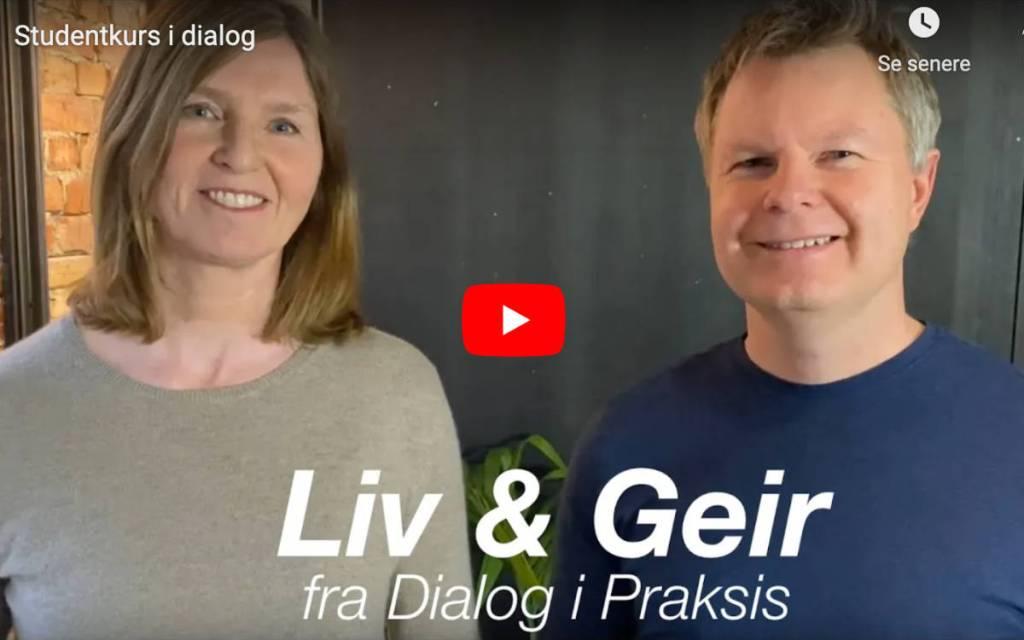 Dialog i Praksis holder digitalt dialogkurs for studenter