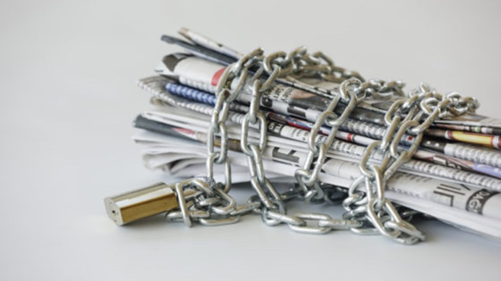 World Press Freedom Day – 30 Years later