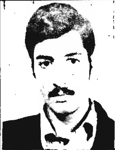 ـ ۶ رفیق پیکارگر محمود صمدی، متولد 1334، اعدام ۱۳ بهمن ۱۳۵۹
