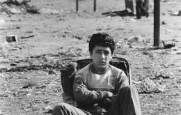 عکس توسط نصرالله کسرائیان در سال ۱۳۵۸ گرفته شده است. جنوب تهران