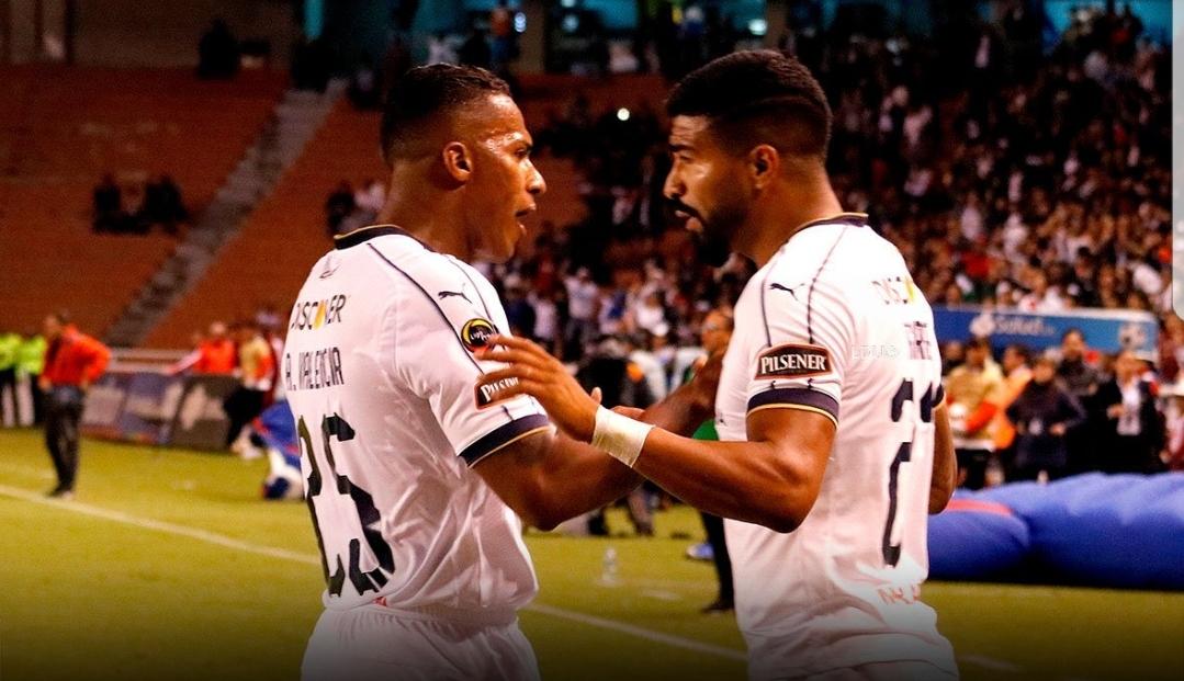 Antonio Valencia volverá a jugar un partido de la Libertadores después de 15 años