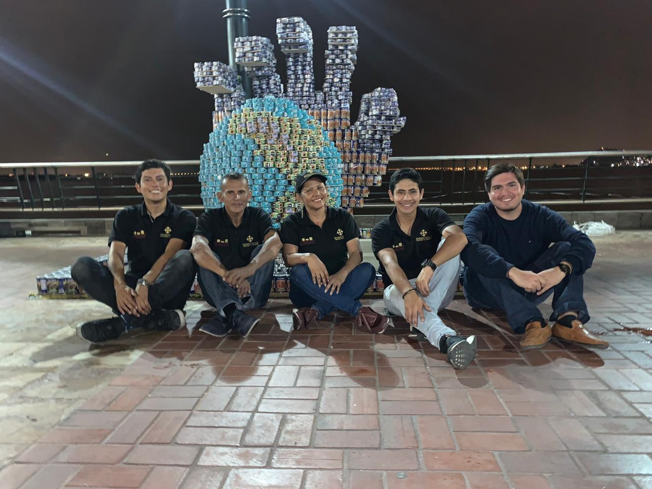 UCSG gana en concurso CANSTRUCTION UNIVERSIDADES 2019