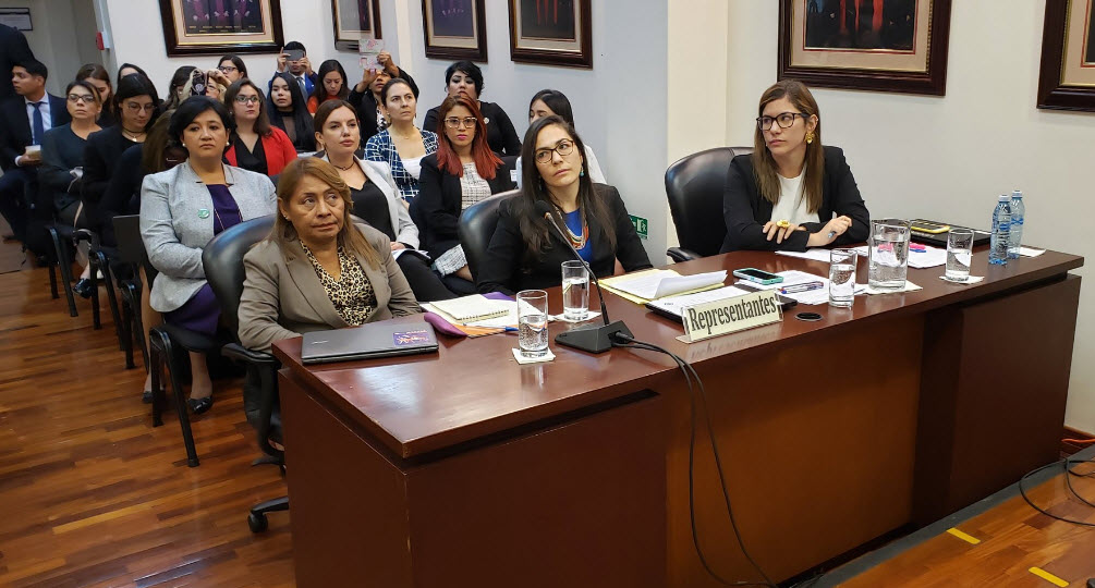 El Estado ecuatoriano pide disculpas a la madre de la niña que se suicidó, víctima de violaciones