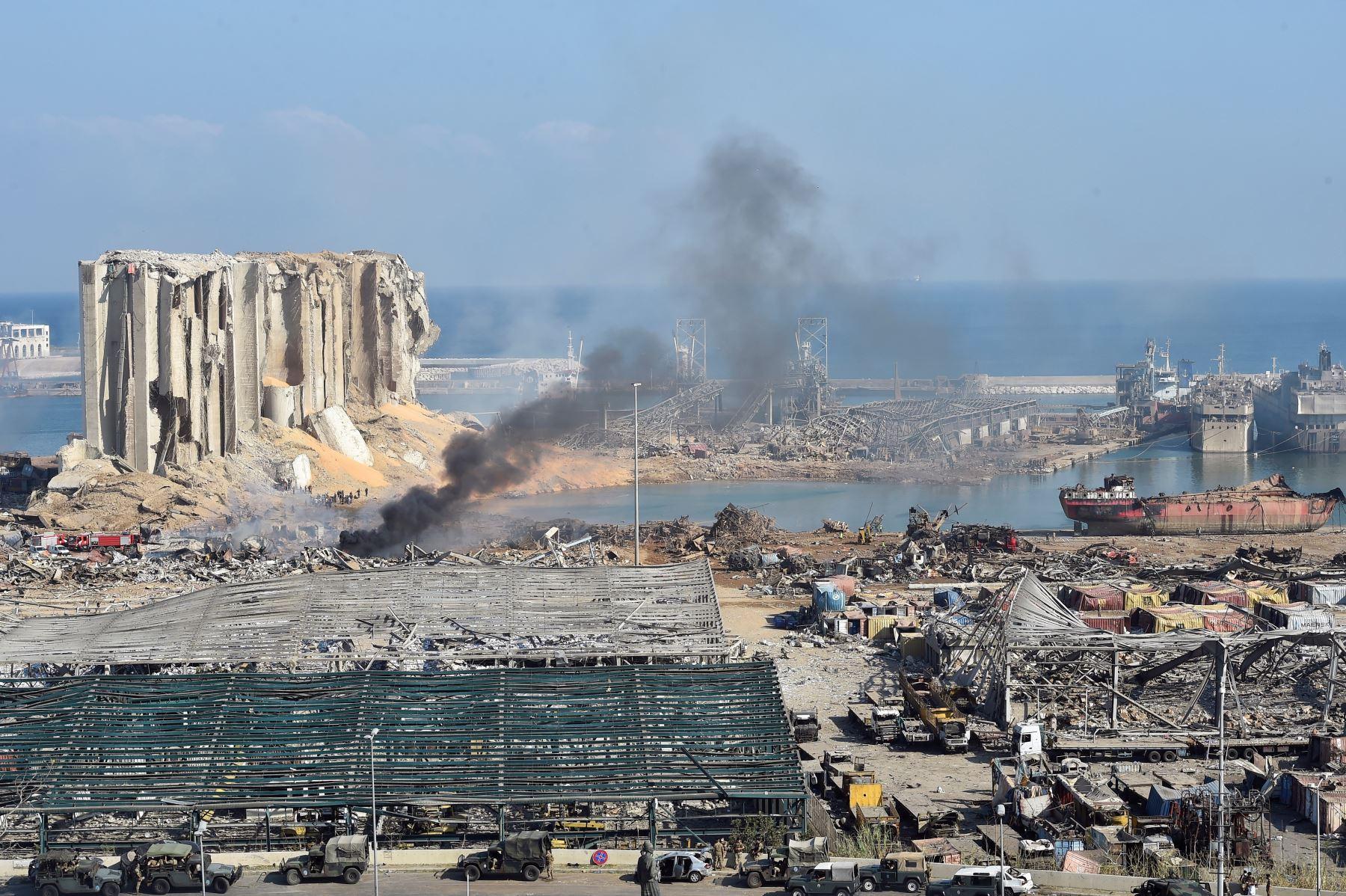 Crisis en el Líbano, una región inestable y un país en pedazos
