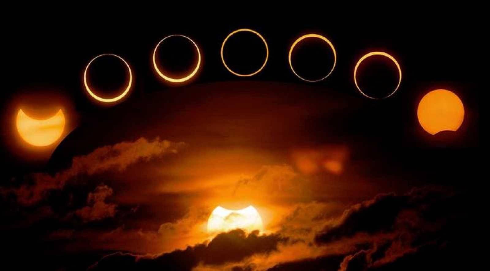 El eclipse solar alcanzó el 3% en Loja y el 10% en Galápagos