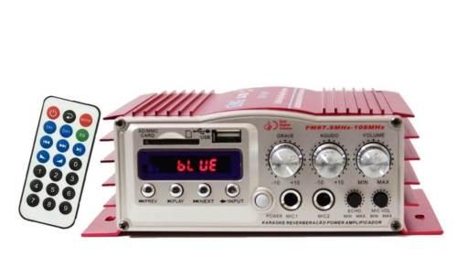 Amplificador Ketchup KT-702-01