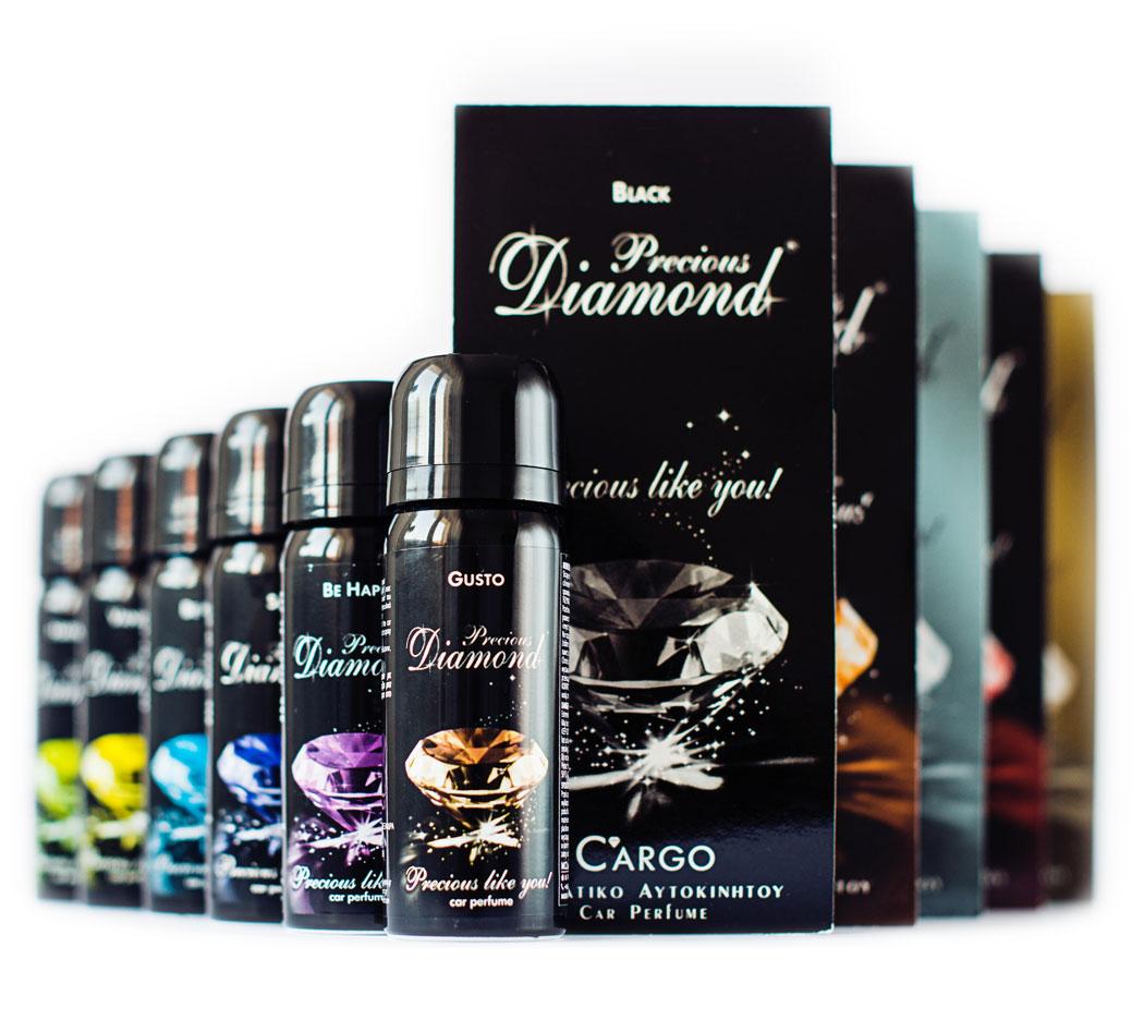 Zestaw zapachów Diament