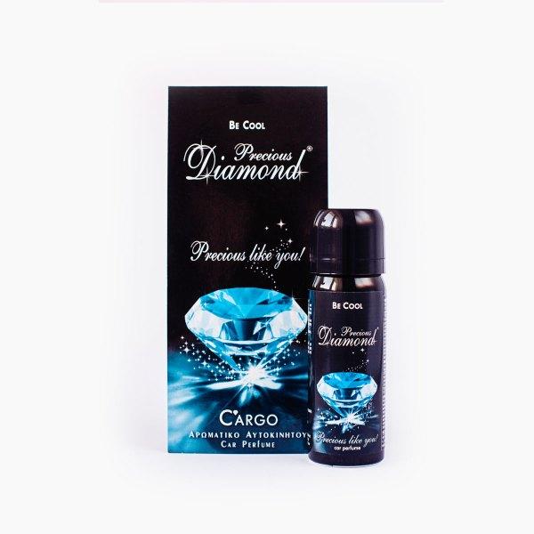 Be Cool - zestaw zapachów: zawieszka i aerozol.