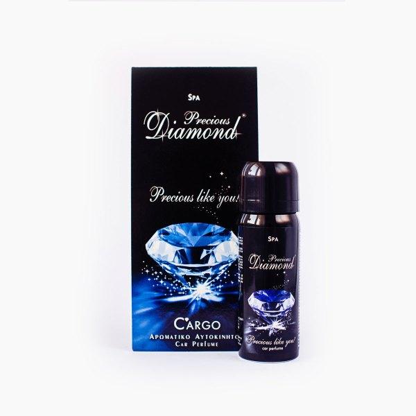 Spa - zestaw zapachów: zawieszka i aerozol.